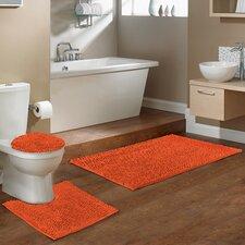 Glenwood 3 Piece Bath Rug Set