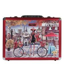 Priscilla Bicycle Laptop Briefcase
