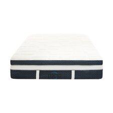 "14"" Plush 4 Layer Memory Foam Mattress"