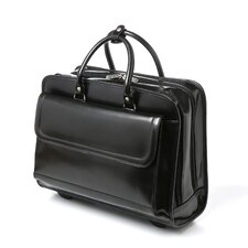 Bellino Leather Laptop Briefcase