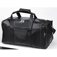 "Bellino 19"" Leather Weekenderl Duffel"