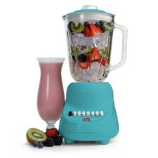 Americana 10 Speed Blender with 48 Oz. Glass Jar