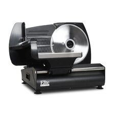 Platinum Die Cast Electric Food and Meat Slicer