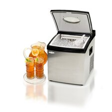 "Mr. Freeze 12.75"" Portable Clear Ice Maker"