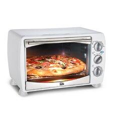 Gourmet 6 Slice Oven Broiler Toaster