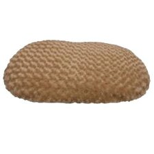 Luxury Swirl Fur Pet Bed/Pillow