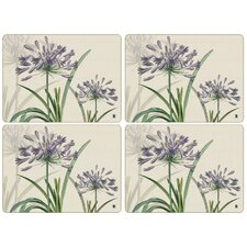 R.H.S. Agapanthus Placement (Set of 4)