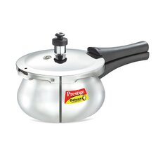 Deluxe 2.11-Quart Stainless Steel Baby Handi Pressure Cooker