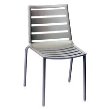 South Beach Stacking Dining Side Chair