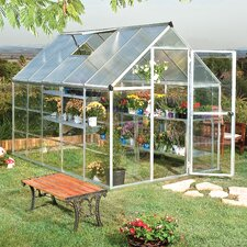 Hybrid 6 Ft. W x 10 Ft. D Cold Frame Greenhouse