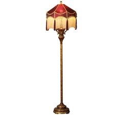 "Downton Abbey 66"" Grand Floor Lamp"
