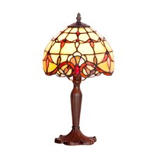 "Allistar 14"" H Accent Table Lamp with Bowl Shade"