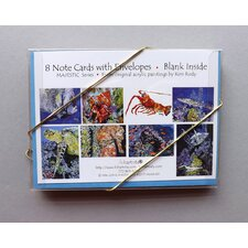 Majestic Series 8 Piece Note Card Set