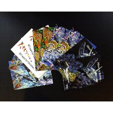 10 Piece Holiday Note Card Set