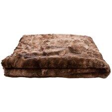 Luxury Faux Fur Throw