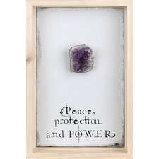 Forever Inspired Peace, Protection & Power Wall Decor
