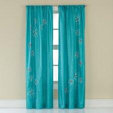 Jillian Single Curtain Panel