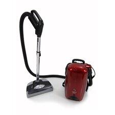 8-qt. Light Powerful HEPA BackPack Vacuum