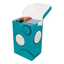 Brick Classroom Organizer Box (3 Pack)