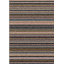 Modern Times Canyon Medieval Gray Area Rug