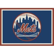 MLB Spirit New York Mets Baseball Rug