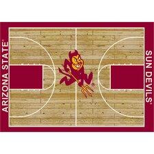 College Court Arizona State Sun Devils Rug