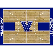 College Court NCAA Villanova Novelty Rug