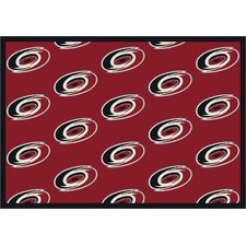 NHL Carolina Hurricanes 533322 1052 2xx Novelty Rug