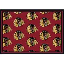 NHL Chicago Blackhawks 533322 1062 2xx Novelty Rug