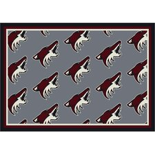 NHL Pheonix Coyotes 533322 2032 2xx Novelty Rug