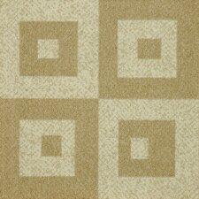 """Legato Fuse Block 19.7"""" x 19.7"""" Carpet Tile in Casual Crème"""