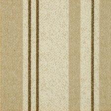 """Legato Fuse Stripe 19.7"""" x 19.7"""" Carpet Tile in Casual Crème"""