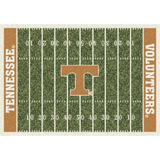 College Home Field NCAA Tennessee Novelty Rug