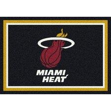 NBA Spirit Miami Heat Novelty Rug