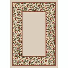 Design Center Opal Latin Rose Area Rug