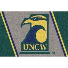 Collegiate University of North Carolina at Wilmington Seahawks Mat