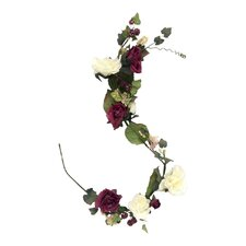 Handmade Rose Garland
