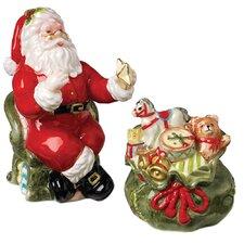 Christmas Gifts Santa Salt & Pepper Set