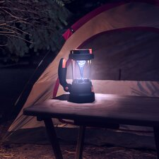 Crank Flashlight Lantern and Charger