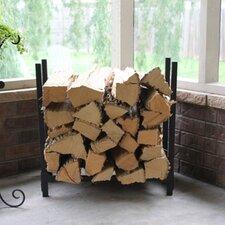 Steel Fireside Log Rack