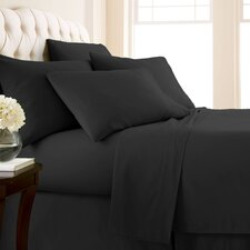 Extra Deep Pocket Microfiber Sheet Set