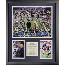 Dallas Cowboys - Cowboy Greats Framed Photo Collage
