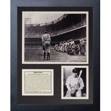 New York Yankees - Babe Ruth Farewell Framed Memorabilia