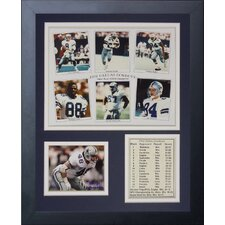 Dallas Cowboys 1992 Champs Framed Photo Collage