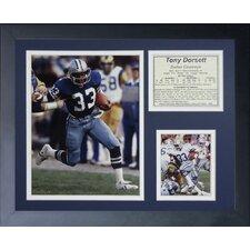 Dallas Cowboys Tony Dorsett Framed Photo Collage