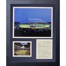 Dallas Cowboys Texas Stadium Framed Photo Collage