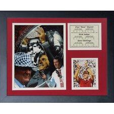 Alabama Crimson Tide - Coaches Collage Framed Memorabilia