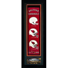 NFL Framed Pennant with Photo Collectible