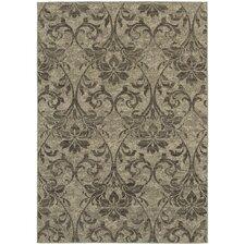 Harmony Gray/Ivory Indoor Area Rug