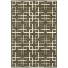 Eaton Gray/Ivory Indoor Area Rug